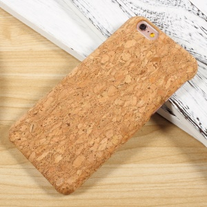 COOYA Natural Wood Coated PC Hard Cover for iPhone 6s 6 4.7 inch - Style D