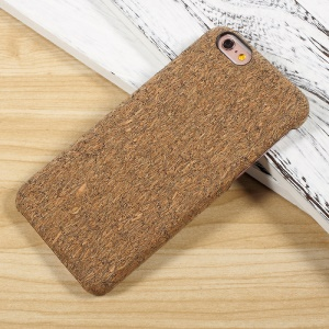 COOYA Natural Wood Coated PC Back Cover for iPhone 6s 6 4.7 inch - Style F