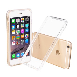 BOW Drop-Proof Clear Soft TPU Shell Case for iPhone 6s 6
