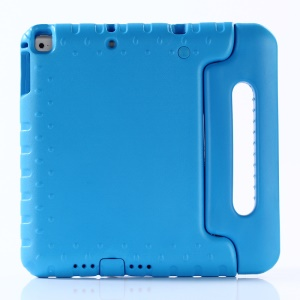 Shockproof Kids Safe EVA Cover with Handle Stand for iPad 9.7 (2018) / 9.7 (2017) / iPad Air 2 / Air - Blue