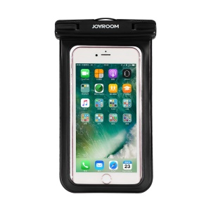 JOYROOM CY171 Universal Waterproof Bag (30M) for iPhone 7, Size: 180 x 100mm - Black