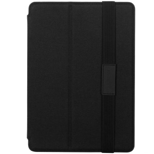MOMAX Oxford Case Smart Tablet Cover Stand for iPad 9.7 (2018) / 9.7 (2017) - Black