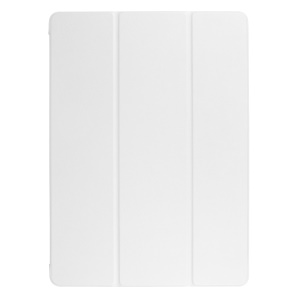 tri-Fold Stand Smart Leather Cover para iPad Pro 12.9(2017) - branco