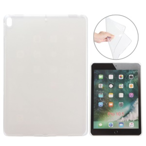 Soft TPU Case Tablet Cover for iPad Pro 10.5-inch (2017) - Transparent