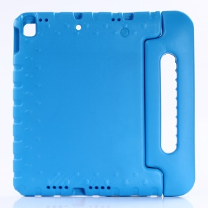 Shockproof Kids Safe Handle Stand EVA Foam Case Shell for iPad Air 10.5 (2019) / Pro 10.5 (2017) - Blue