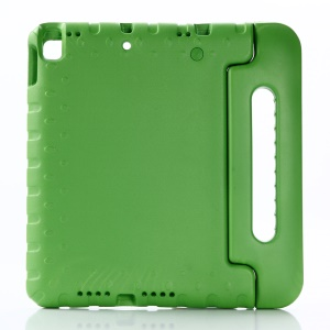 Kids Safe Handle Stand Shockproof EVA Foam Shell Cover for iPad Pro 10.5-inch (2017) - Green