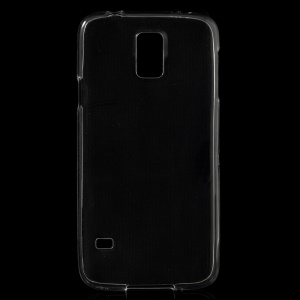 Ultrathin Soft TPU Case Accessory for Samsung Galaxy S5 G900 / S5 Neo G903F - Transparent