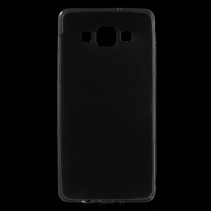 Ultrathin TPU Cover Shell for Samsung Galaxy A5 SM-A500F - Transparent