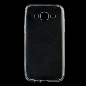 Ultrathin TPU Case Cover for Samsung Galaxy J5 SM-J500F - Transparent