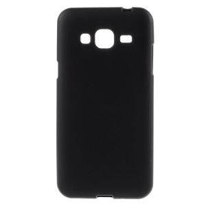 Double-sided Matte TPU Case for Samsung Galaxy J3 / J3 (2016) - Black