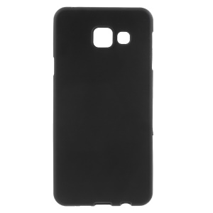 Matte Gel TPU Case Cover for Samsung Galaxy A3 SM-A310F (2016) - Black
