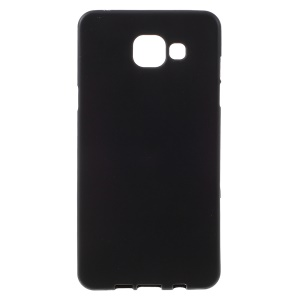 Double-sided Matte TPU Case for Samsung Galaxy A5 SM-A510F (2016) - Black