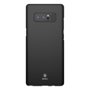 BASEUS Super Slim Matte Finish Hard Case para Samsung Galaxy Note 8 SM-N950 - negro