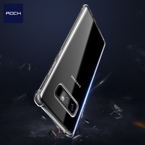 ROCK Fence S Series Drop-proof TPU Mobile Phone Cover Case for Samsung Galaxy Note 8 SM-N950 - Transparent