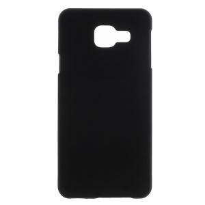 Rubberized Hard Case for Samsung Galaxy A3 SM-A310F (2016) - Black
