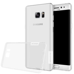 NILLKIN Nature TPU Back Shell for Samsung Galaxy Note FE/Fan Edition N935 - White