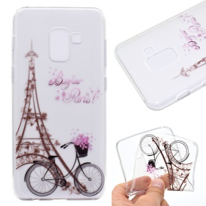 Eiffel Tower and Bicycle