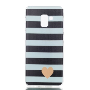 Stripe and Heart