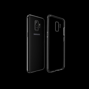 HOCO Transparent Soft TPU Protection Back Cover for Samsung Galaxy S9+ G965