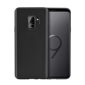 HOCO Matte TPU Case Drop-proof Phone Cover for Samsung Galaxy S9 - Black