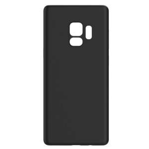 DEVIA iView Series Shockproof Soft TPU  Case for Samsung Galaxy S9 SM-G960 - Black