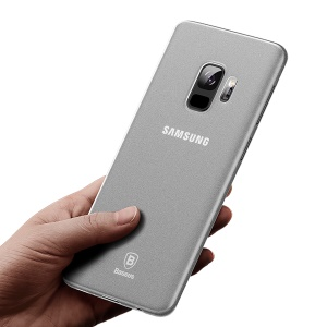 BASEUS Ultra Thin Matte PP Protective Case for Samsung Galaxy S9 G960 - Transparent