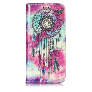 Colorized Dream Catcher