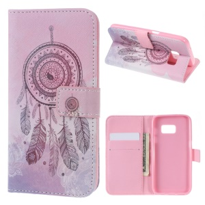 Wallet Leather Protective Cover for Samsung Galaxy S7 - Windbell