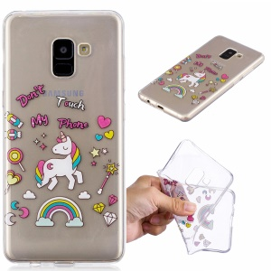 Unicorn and Do Not Touch My Phone