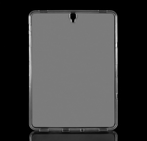 Matte Soft TPU Back Case for Samsung Galaxy Tab S3 9.7