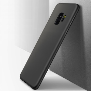 X-LEVEL Ultra-thin Frosted TPU Case for Samsung Galaxy S9 SM-G960 - Black