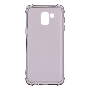 Shockproof TPU Case for Samsung Galaxy J6 (2018) - Grey
