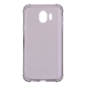 Shockproof TPU Gel Case Cover for Samsung Galaxy J4 (2018) - Grey