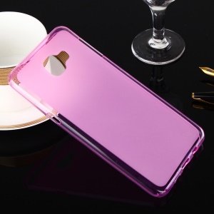 Double-sided Frosted TPU Case for Samsung Galaxy A9 (2016) - Pink