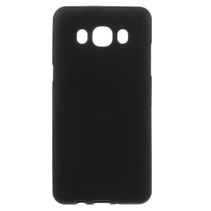 Frosted TPU Gel Case for Samsung Galaxy J5 (2016) - Black
