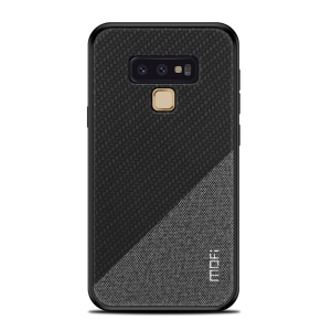 MOFI Honor Series Second Generation Anti Slip Hybrid Phone Casing for Samsung Galaxy Note 9 - Black