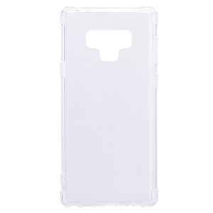 Shockproof TPU Protection Cell Phone Case Accessory for Samsung Galaxy Note 9 - Transparent