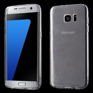 TPU Edge Acrylic Back Case Cover for Samsung Galaxy S7 Edge G935