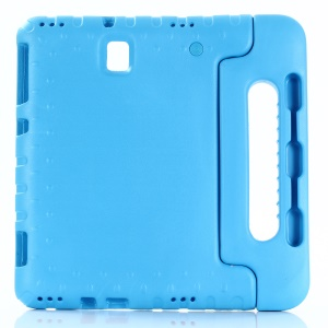 Drop-proof Kids Safe EVA Foam Cover with Kickstand for Samsung Galaxy Tab S4 10.5 T830 T835 T837 - Blue