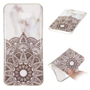 [Marble Pattern] IMD TPU Gel Cover for Samsung Galaxy J4 Plus / J4 Prime / J415 - Style F