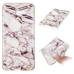 [Marble Pattern] IMD TPU Mobile Phone Casing for Samsung Galaxy J4 Plus / J4 Prime / J415 - Style I
