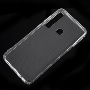 Crystal Clear Drop-resistant TPU Case Cover for Samsung Galaxy A9 (2018) / A9 Star Pro / A9s