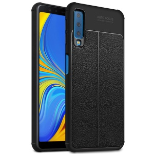 IMAK Vega Series Airbag Back Cover for Samsung Galaxy A7 (2018) A750F - Black