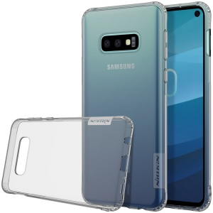 NILLKIN Nature TPU Case for Samsung Galaxy S10e Soft Cover - Grey