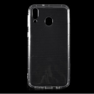 Shockproof Clear TPU Phone Case for Samsung Galaxy M20