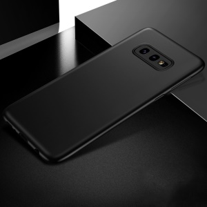 X-LEVEL Ultra-thin 0.4mm Matte PP Cover Shell for Samsung Galaxy S10e - Black