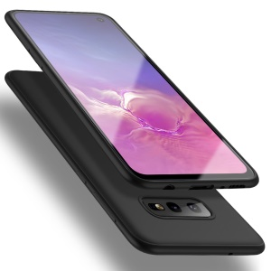 X-LEVEL Guardian Series Matte TPU Protection Case for Samsung Galaxy S10e - Black