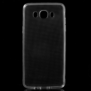 Ultra-thin TPU Protective Case Cover for Samsung Galaxy J7 (2016) - Transparent