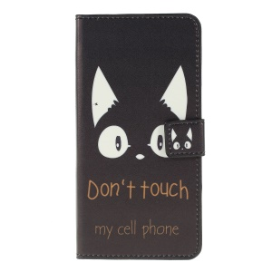 Do Not Touch My Cell Phone