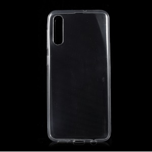 0.5mm Ultra-thin Transparent TPU Mobile Phone Back Case for Samsung Galaxy A50